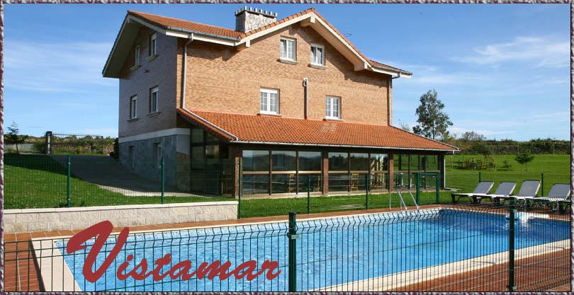 hospedaje vistamar casa rural en isla cantabria
